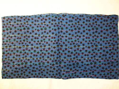 "100cmx100cm ,95/%Cotton Cotton Lurex Stripe Star Scarf//Shawl,Many Colours,40x40/"""