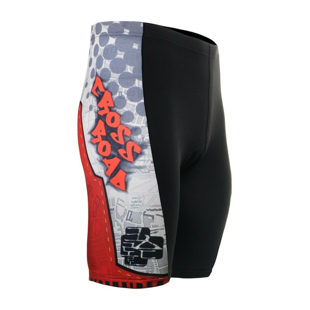 FIXGEAR ST-5 Men's Cycling Padded Shorts Road Mountain Bike Wear MTB Bicycle