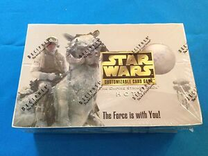 Star-Wars-CCG-Hoth-Limited-Booster-Box-by-Decipher-Factory-sealed
