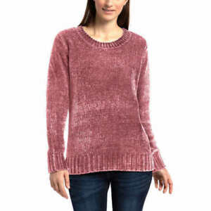 NEW-Orvis-Ladies-039-Chenille-Pullover-Sweater-Sweatshirt-VARIETY-SZ-COLOR-E22