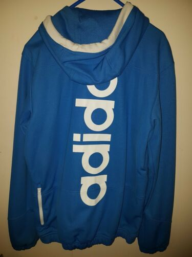 Sky Adidas Heren M Blue Tech Hoodie Deep TwpqS