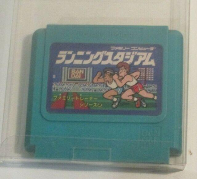 Family Fun Fitness: Stadium Events (Famicom, 1987)