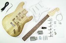 TOP: kompletter Bausatz für eine E-Gitarre ST