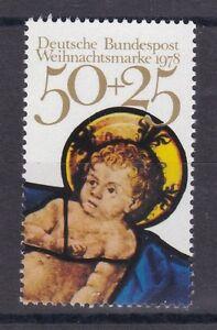 BRD-1978-postfrisch-MiNr-989-Einzelmarken-Block-17