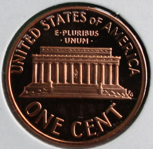 Mint Coin 1c from Proof Set 1989 S Lincoln Penny One-Cent Proof U.S