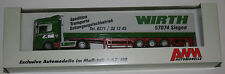 """AWM 71864 - Scania 4 Topline SZ PR PL """" Wirth """" Modell von 04/2004"""