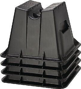 Attwood Pontoon Storage Blocks Set of 4 11401-4