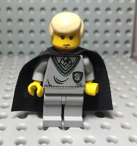 Set 4711 4709 4735 4733 hp040 LEGO Figur Harry Potter Draco Malfoy