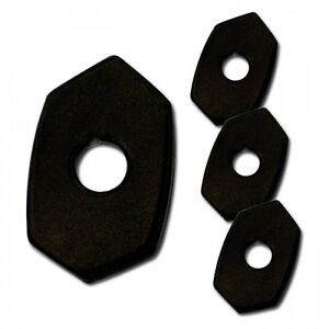 Adapter-Platten-zur-Montage-LED-Mini-Blinker-Kawasaki-Z-300-650-900-1000-Versys