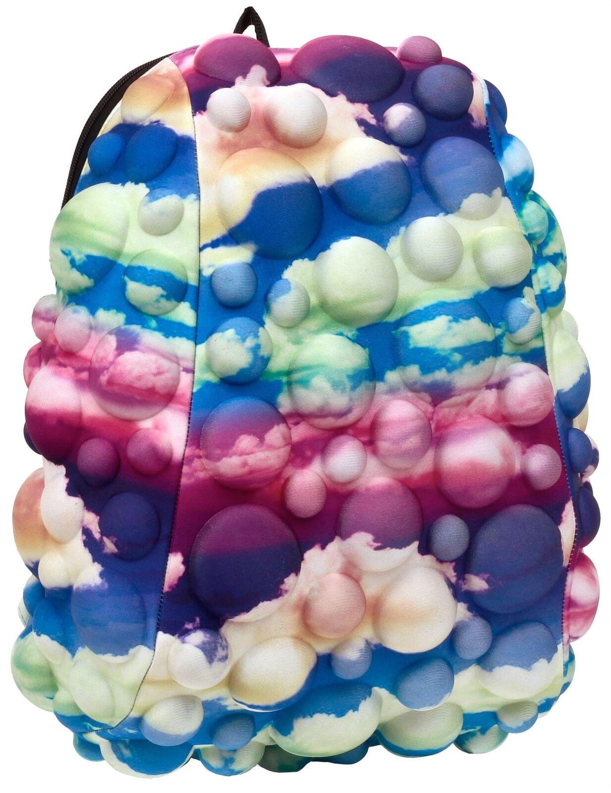 Pinchos superficies 3D superficies Pinchos de algodón de azúcar Diseño Medio Tamaño Del Paquete Mochila De Varios Colores 951d74