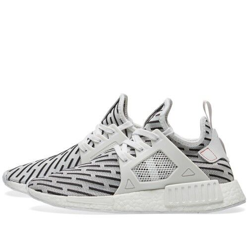Adidas nmd rt nero pk zebra bianco nero rt taglia 10.bb2911 nmd ultra impulso f7597d