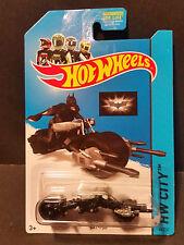 2014 Hot Wheels #064 HW City - Bat-Pod