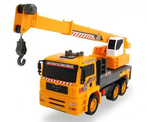 Simba 203806003 Camion Con Braccio Gru Lungo 31cm