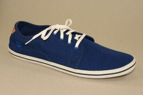 Hombre Oxford Casco Vela De Cordones Lona Zapatos Liquidación Timberland Bay wYC88q