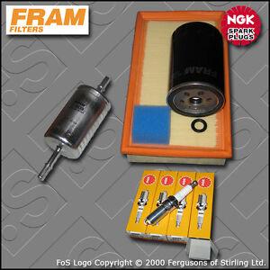 SERVICE-KIT-FORD-FOCUS-MK1-1-6-PETROL-FRAM-OIL-AIR-FUEL-FILTER-PLUGS-1998-2004