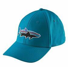 Patagonia Fitz Roy Tarpon Stretch Fit Hat Underwater Blue Lg/XL NWT
