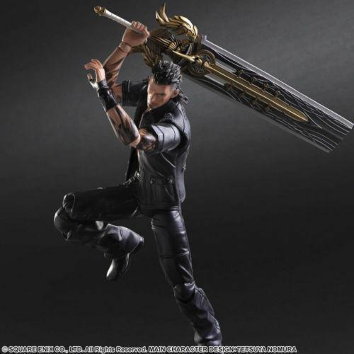 Gladiolus Amicitia figure NO Box Square Enix Play Arts Kai Final Fantasy XV