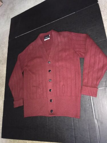 Campus Expressions New Shape Vintage Cardigan Swea
