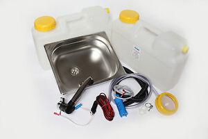 Wow mini cucina campeggio blocco kit lavello 325x265x100mm london azione ebay - Blocco lavello cucina ...