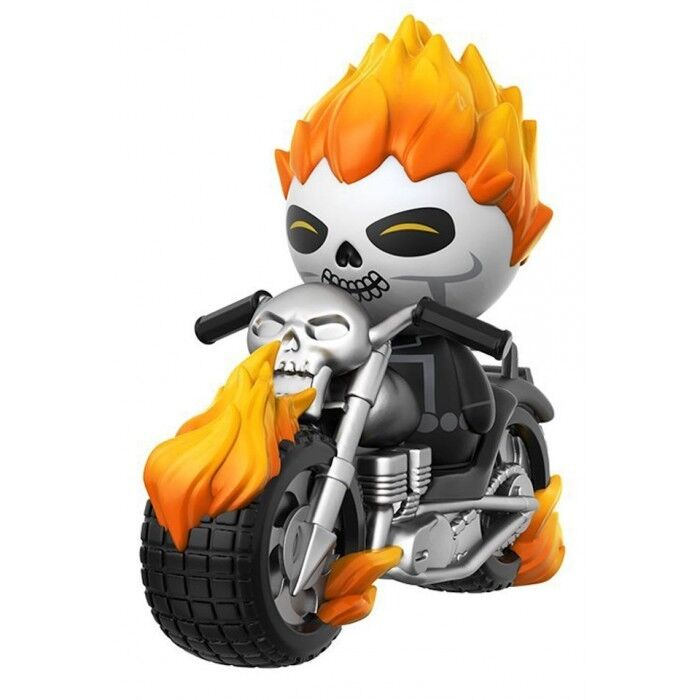 FUNKO VINYL SUGAR DORBZ DESIGN TOYS MARVEL GHOST RIDER RIDEZ FIGURE NEW