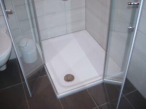 Berühmt Dusche Duschkabine Dreh-Eckeinstieg 80 x 80 / 90 x 90 auch JT69