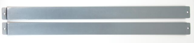 Light Pad Metal Support Bars Silver