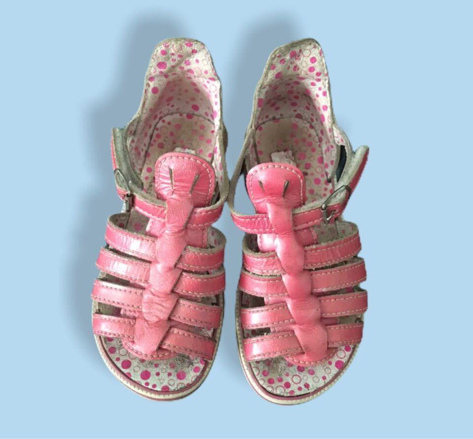 Sandaler, str. 25, Sandaler sko 25 pink lyserøde