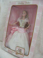 New Birthday Wishes Barbie doll 1998  NRFB  First in a Series  Collector Edition