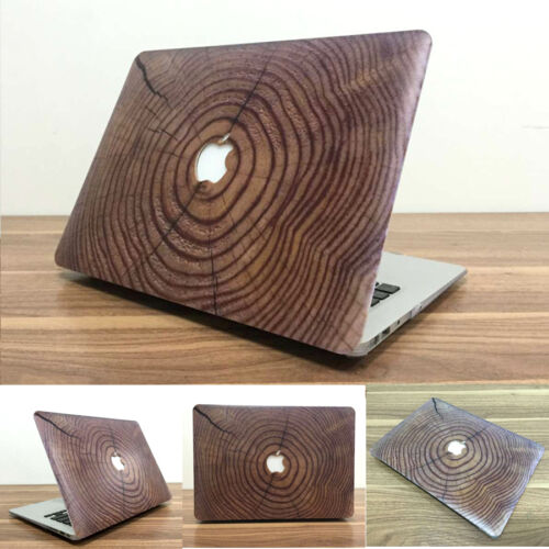 8 Color Wood Pattern Matt Hard Case Cover for MacBook Pro 13 and Retina Pro 13/'/'