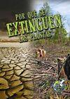 Por Que Se Extinguen Las Plantas (Why Plants Become Extinct) by Julie K Lundgren (Paperback / softback, 2014)