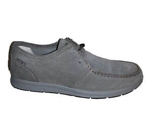 ENVAL-SOFT-5229211-Men-039-s-Shoes-Suede-Leather-Grey