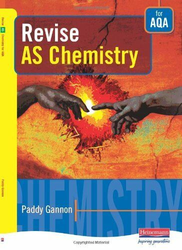 Revise AS Chemistry for AQA (Revise for AS Science),Mr Paddy Gannon