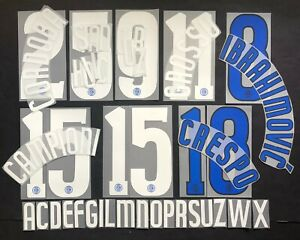 NOME-NUMERO-UFFICIALE-FC-INTER-2006-2007-HOME-AWAY-OFFICIAL-NUMBERS-PLAYER-SIZE
