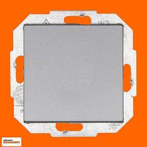 kopp taster schalter lichtschalter serie athenis stahl 1. Black Bedroom Furniture Sets. Home Design Ideas