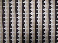 Prestigious Textiles Stringbean Nutmeg 100% Cotton Curtain & Upholstery Fabric