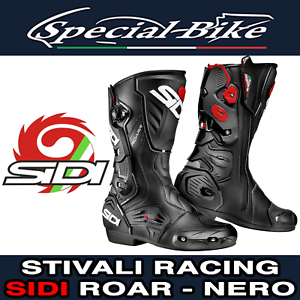 Sidi Vertigo Stivali da Moto 40 Nero