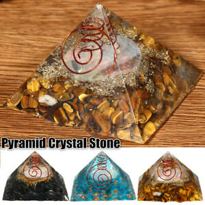 3 Colors EXTRA LARGE (70-75mm) Crystal ORGONE GEMSTONE