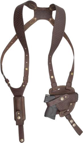 SIG P238 // P938 S/&W M/&P Compact M/&P Shield RH Glock-42 shoulder gun holster