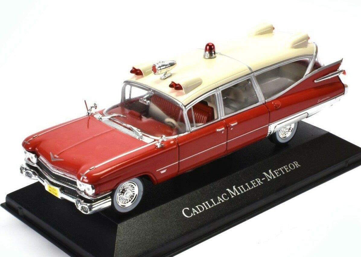 Illac Superior MILLER METEOR Ambulance 1959 7495002 ATLAS 1 43 new in a Box