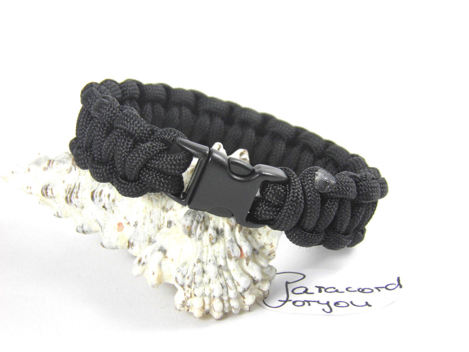 Paracord Bracelet-Cobra-Handmade-plus de 250 couleurs disponible disponible disponible 62d989