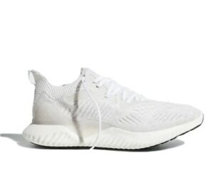 Adidas-Alphabounce-Beyond-Cloud-White-Grey-Women-Running-Shoes-Sneakers-Size-10