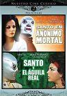 Santo En Anonimo Mortal/santo Y El AG 0031398103882 DVD Region 1