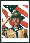 Boys Scouts of America - Disegno di Norman Rockwell - cartolina cm 10,5 x 15 - 7