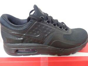 Détails sur Nike Air Max Zero ESSENTIAL Baskets 876070 006 UK 5.5 EU 38.5 US 6 NEUF + boîte afficher le titre d'origine