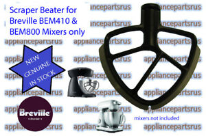 Breville-BEM410-BEM800-Mixer-Scraper-Beater-Part-BEM800-335