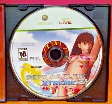 Dead or Alive: Xtreme 2  - XBOX 360 Game - Rare Sports and Swimsuits!