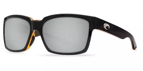 0ef79cc8c34 Costa Del Mar Playa Polarized Sunglasses - Black Amber Silver Mirror 580P