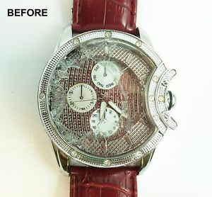 Watch Crystal Replacement Service Ebay