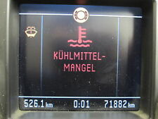 VW Touareg / Phaeton Tacho -  LCD - Display für RB4 und RB8