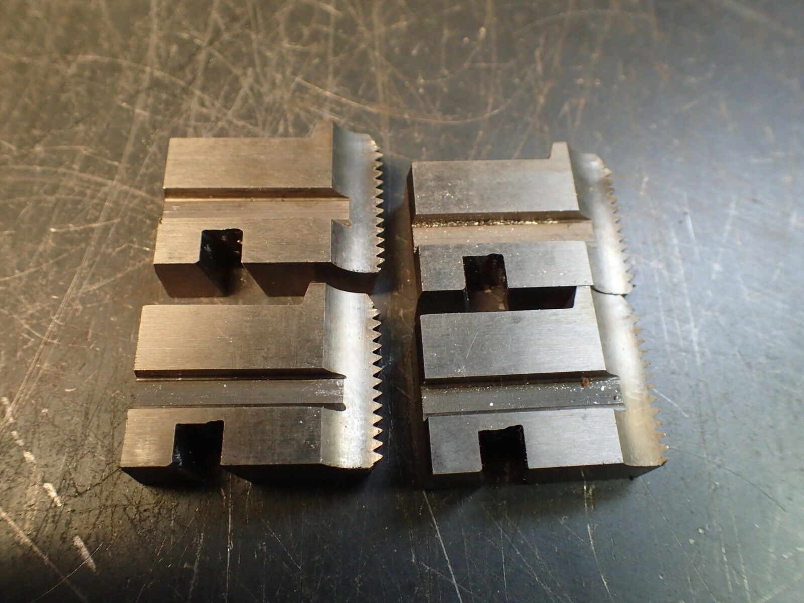"""1/"""" 14 NF Projection Thread Threading Chasers for Geometric 1/""""-DS Die Heads Used"""
